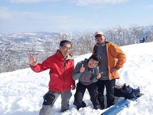 BCスキー⛄鍋倉山