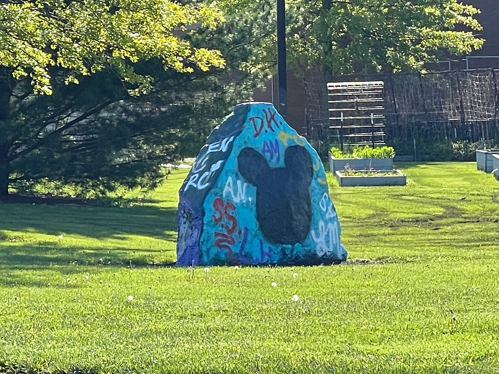 westerville north rock to paint for seniors