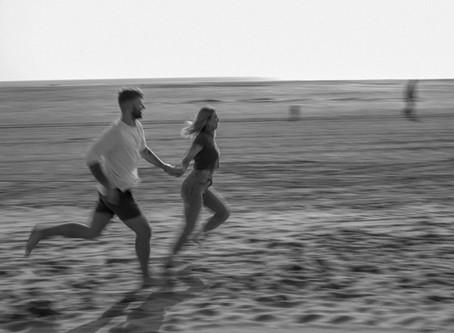 Beach Couple's Session