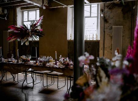 Maximal Minimalism Wedding