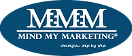 Mind_My_Marketing_Logo-whiteonblue-lowre