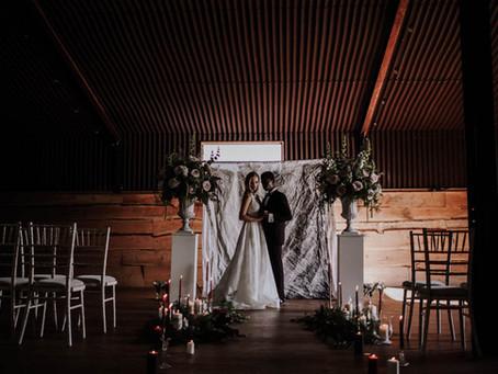 Stock Farm Autumn Wedding