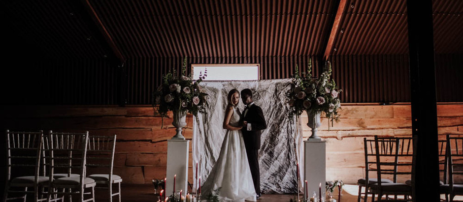 Stock Farm Autumn Wedding