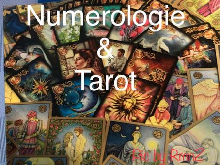 NUMEROLOGIE und TAROT - Teil 1