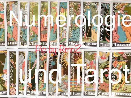 NUMEROLOGIE UND TAROT - Teil 2