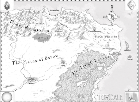 Roaming the Realms - Tordale