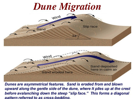 Building your world: dunes
