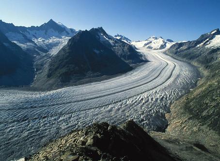 Building your world: glaciers