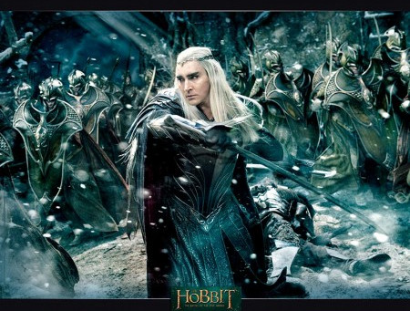 To Elfia - as the Party King of Mirkwood