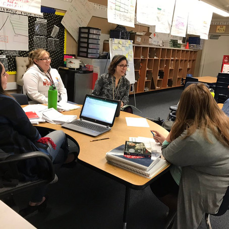 Educators Embrace the Input of Colleagues, Parents in High-Performing Schools