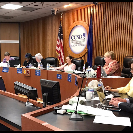 What makes a good school board trustee?