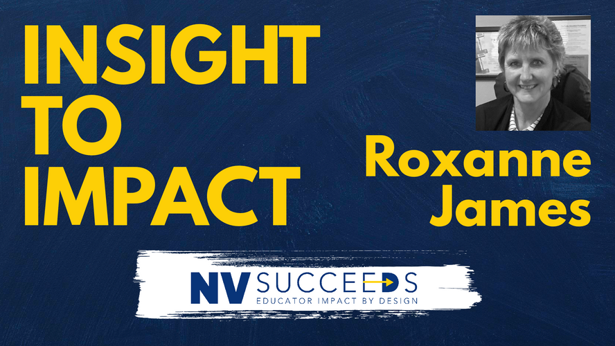 INSIGHT TO IMPACT with Roxanne James