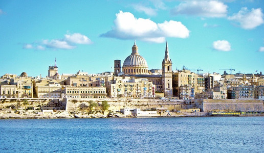 The Wonders of Phil's World-Valletta Harbour