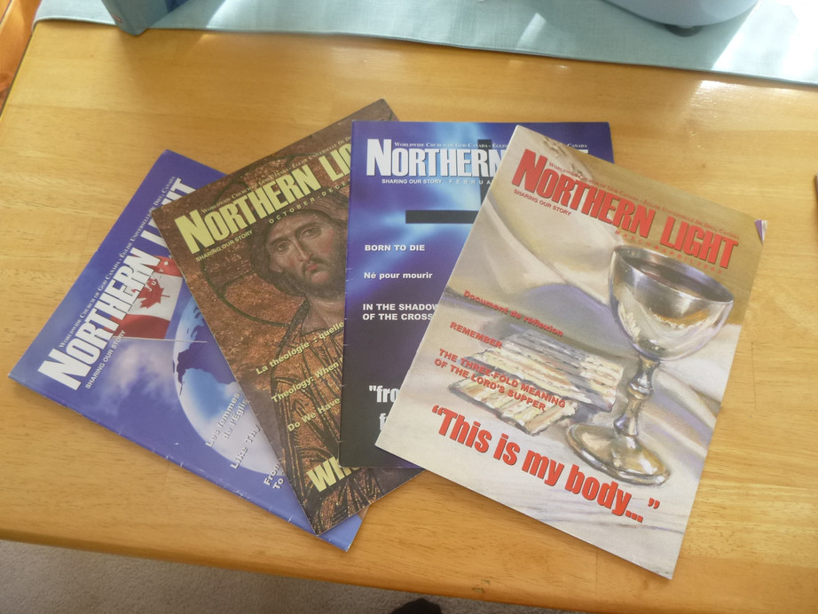 Writing for The Northern Light Magazine