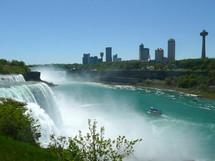 The Wonders of Phil's World-Niagara Falls