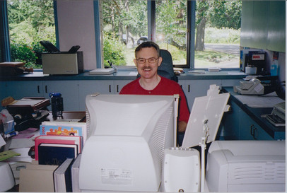 Phil at work-Office Administration