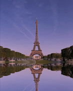 The Wonders of Phil's World-Eiffel Tower