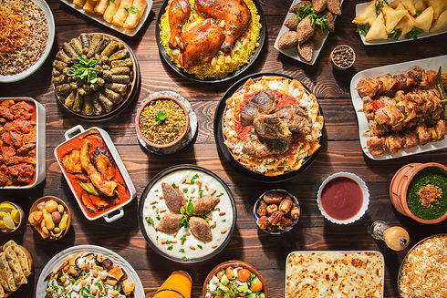 Arabic Cuisine: Middle Eastern tradition