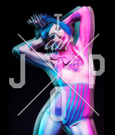 Photographic Print - Lou Zero