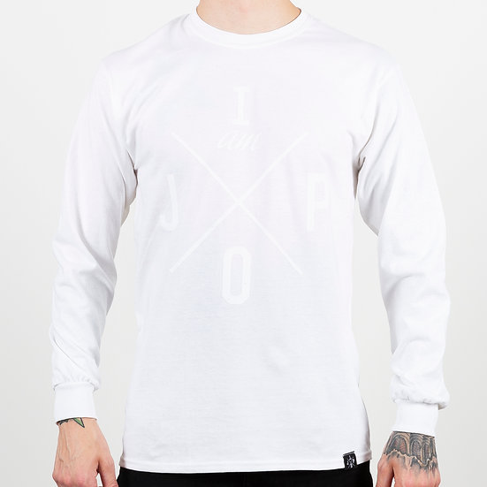 Flock Logo Long Sleeve Tee