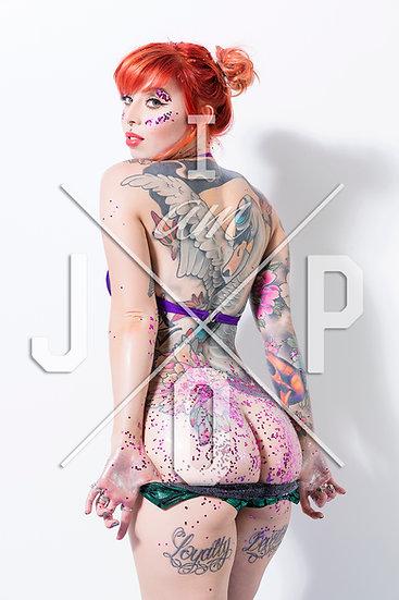 Photographic Print - Peachhes
