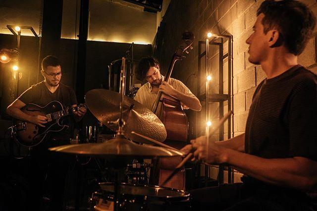 with Eudes Carvalho Trio in Brasilia