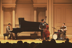 Josh Davis Trio @ Carnegie Hall