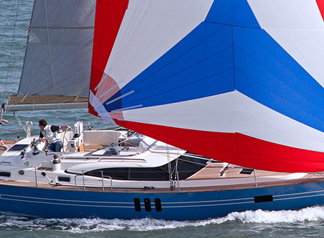 A busy summer selling Southerly yachts