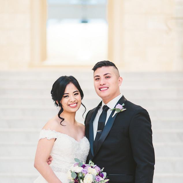 Erika's Wedding, Jan. 2018