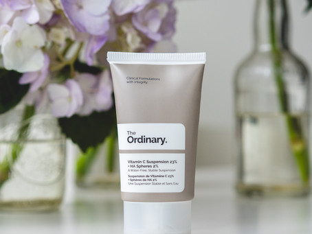 [Deciem: The Ordinary] Vitamin C Suspension 23% + HA Spheres 2%