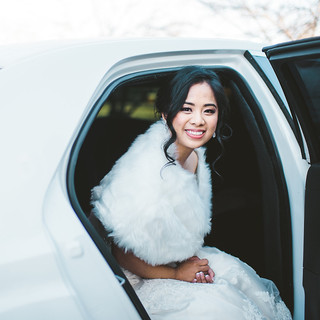 Erika's Wedding, Jan. 2018