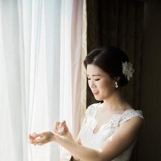 Hyesun's Wedding, Mar. 2018