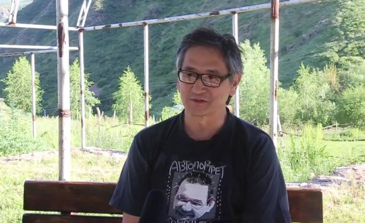 Interview with Ulan Djaparov