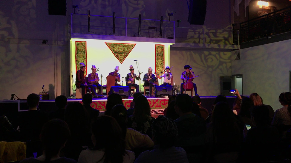 Kyrgyz Folklore