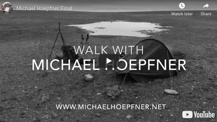 Michael Hoepfner: Talk, Walk, Make