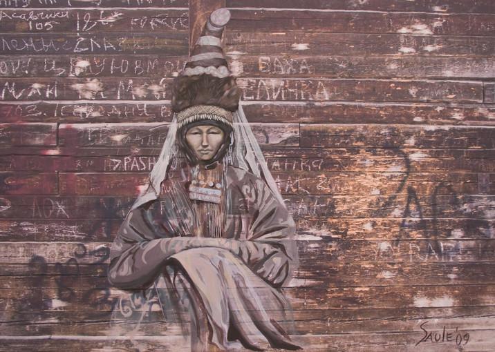 Saule Suleimenova's Art