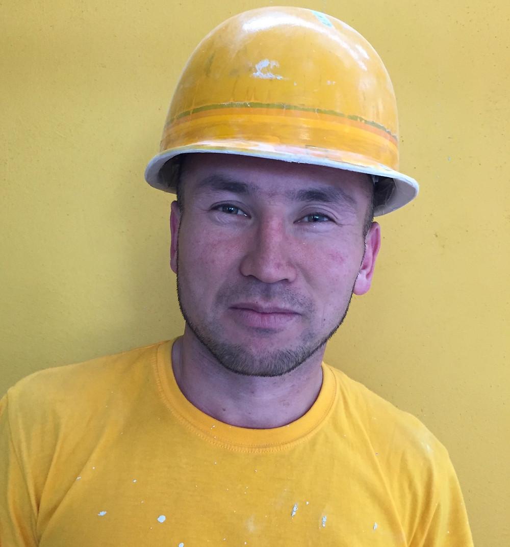 AUCA Construction Worker