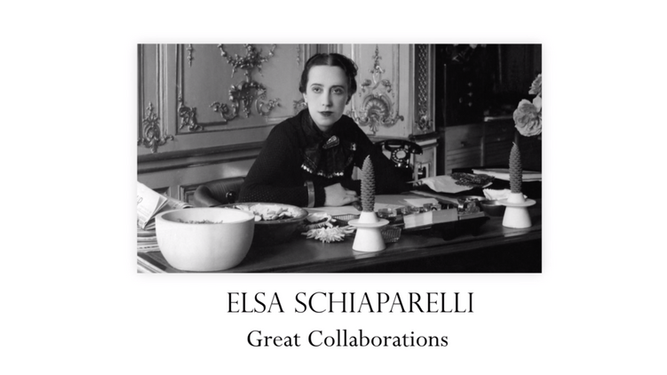 Schiaparelli Great Collaborations