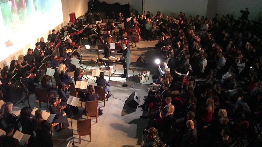Philarmonic Concert at Asanbay