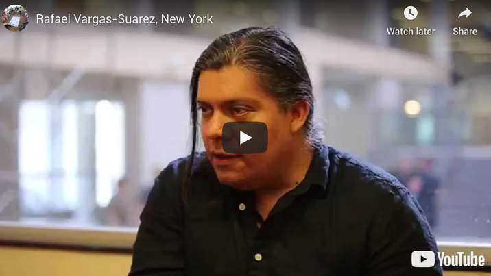 Interview with Rafael Vargas-Suarez