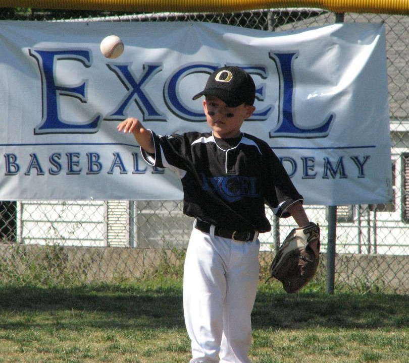 Excel T-Ball