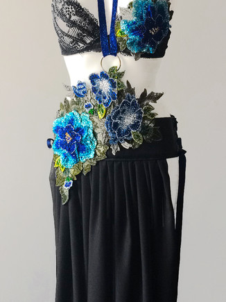 Full stage costume for Burlesque
