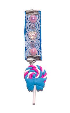 Blue Lollypop medal