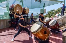 Shumei Taiko Drummers