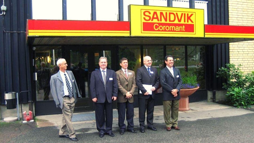 Encontro Distribuidores Sandvik