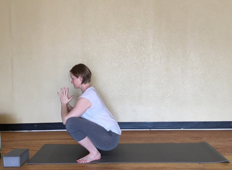 OUTDATED: Returning to Yoga {SAFELY} Postpartum
