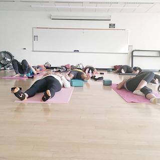 Returning to Yoga {SAFELY} Postpartum