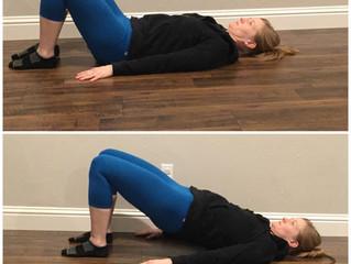 Three Yoga Poses for the Postpartum Period