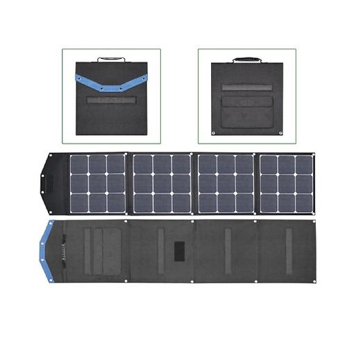 120W Portable Solar Panel (Foldable)