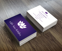 White Tara Business cards